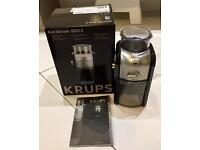 Krups Coffee Bean Grinder (immaculate condition)