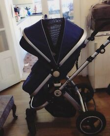 Isafe travel system from birth - 3years +