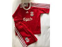 Kids Football Kit - LFC - Age 3-4yrs