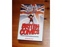 The Ultimate Book of British Comics-Graham Kibble White-2005-HARDBACK-1st ED.