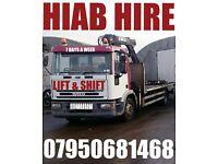 HIAB HIRE LIFTING SERVIVES