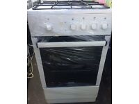 GORENJE GAS COOKER 50cm WIDE SINGLE DOOR SINGLE OVEN FREE DELIVERY AND WARRANTY