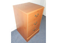 Small 3 Drawer Chest