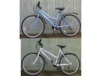 Teens/Ladies 6 Speed Bikes