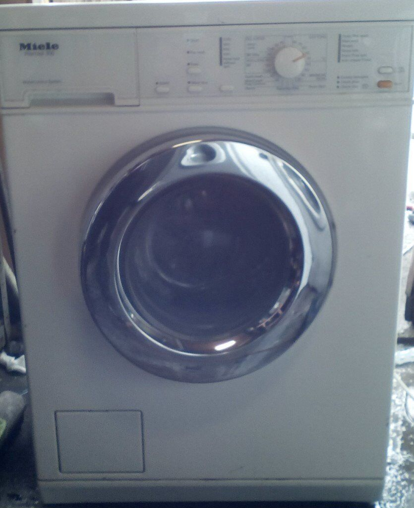 MIELE WASHING WASHING MACHINE..WARRANTY AND DELIVERY INCLUDED