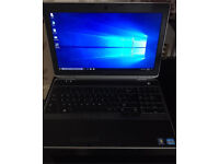 Dell Latitude E6530 Gaming/Pro Laptop Intel Corei7-372Q0M 2.60GHz,12GB DDR3 RAM&250GB SSD Windows 10
