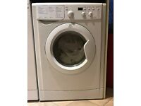 FOR SALE: Indesit Washer Dryer - White (IWDD7143_WH)
