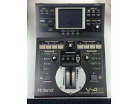 Roland V-4EX - Four Channel - SD - Digital Video Mixer with Effects - New