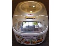 New Tefal Multicook advanced 45 in 1 multicooker RK812142