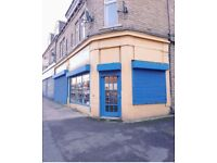 Shop-To-Let in Manchester Road, Bradford, BD5 7NL