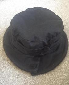Dents wax cotton hat