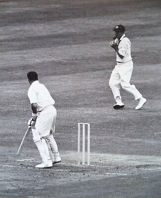 ENGLAND v AUSTRALIA 1961 ASHES – 2nd TEST, LORD'S PHOTO