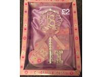 18th birthday key
