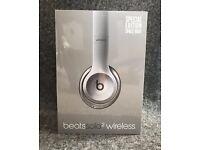 Beats by Dr. Dre Solo2 Wireless Headband Wireless Headphones - Space Gray