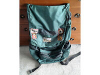Ben More Large tubed Framed Rucksack Traveling Hiking. 80x40cm.