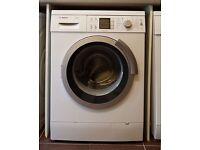 Bosch Logixx 9KG 1400spin Digital Display Washing Machine - 6 Months Full Warranty