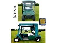 EZGO Golf Buggy