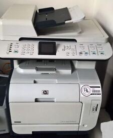 HP COLOUR LASERJET HP CM2320nf A4 PRINTER