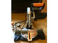 Evolution RAGE3-B 210mm TCT Multipurpose Mitre Saw