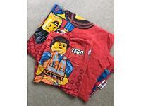 Kids Lego single bedding set