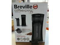 Breville coffee compact coffee machine