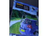 Halfords 3 bike cycle carrier