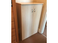 Beige drawer, nice for shoes or other stuff