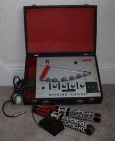 wem mk 4 copicat vintage tape echo/delay unit