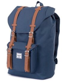 Herschel Supply Co Backpack Little America Mid-Volume navy