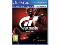 Brand new and sealed £18 grand turismo