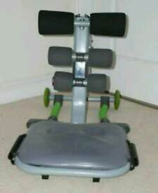 TOTAL CORE WORKOUT MACHINE FOR YOUR ABS / FOR SALE OR swaps