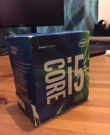 Intel Core i5-6500 - 3.2GHz (Quad Core CPU) Processor - 6th generation Skylake 1151