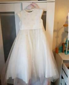 Beautiful Pearce fionda bridesmaid dress age 5.