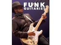 Funk guitarist wanted