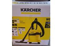 KARCHER ALL PURPOSE VACUME CLEANER . MADE IN GERMANY
