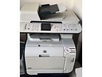 HP COLOUR LASERJET HP CM2320FXi A4 PRINTER