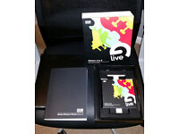 Ableton Live 8 Boxed Installation Media & Manual