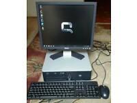 gaming pc computer WiFi ready 8gb ram HP Core 2 Duo 2x 3.00ghz 500gb hdd hdmi