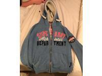 Superdry women's hoodie large