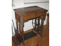 Free old sewing table