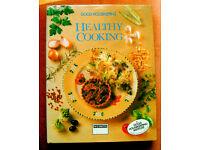 Good Housekeeping - Healthy Cooking (1990 Hardback)