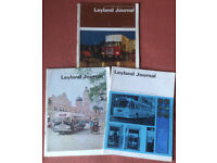 Leyland Journal Magazines (Leyland Motors)