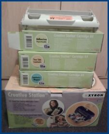 xyron creative station with refills