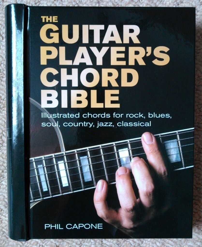 The Guitar Players Chord Bible Book In Balham London Gumtree