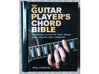 The Guitar Player's Chord Bible (Book)