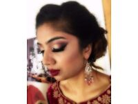 Makeup Artist in Norfolk also experienced in asian/indian wedding events and parties