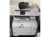 HP COLOUR LASERJET HP CM2320FXi A4 PRINTER