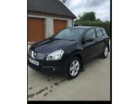 Late 2009 Nissan Qashqai Diesel 2WD Acenta DCI Great Condition!!