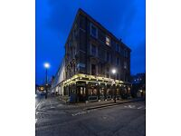 Bar manager required for independent pub / joint in Marylebone