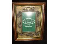 History Craft Photo Frame - Fly Fishing (New)